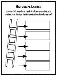 abraham lincoln facts information worksheets lesson resources. Black Bedroom Furniture Sets. Home Design Ideas