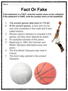 ancient olympic games and modern olympic games