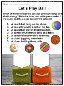 Matter and Energy Facts, Worksheets & Information For Kids