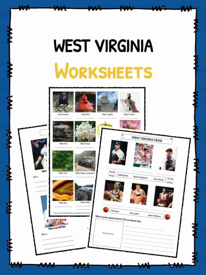West Virginia Worksheet