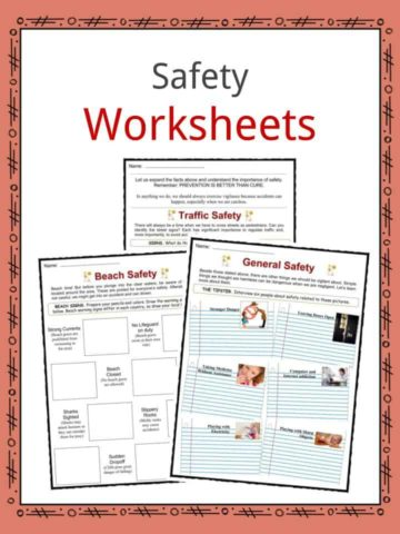 Safety Worksheets