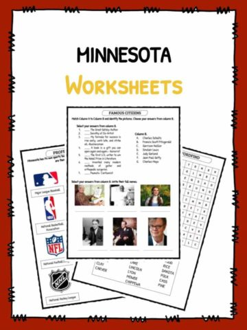 MINNESOTA Worksheet
