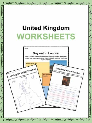 United Kingdom Worksheets