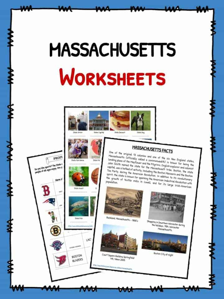 Massachusetts Worksheet