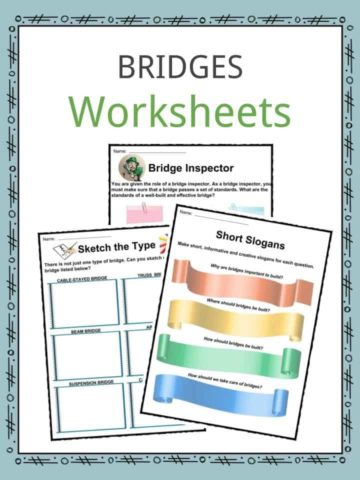 Bridges Worksheets