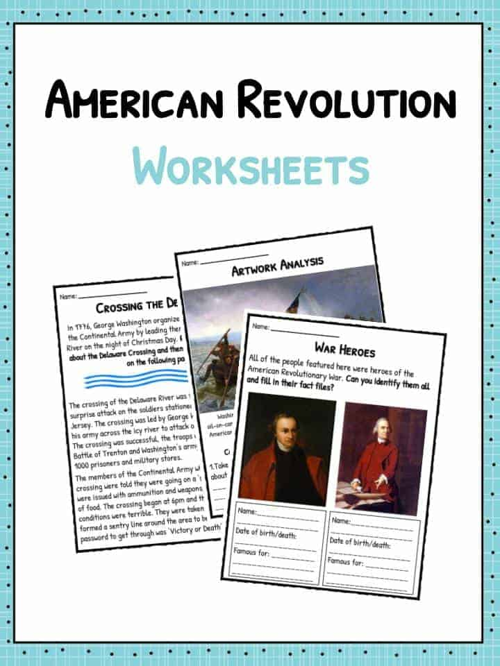 a study on the american revolution Watch video lessons and learn about the american revolution beginning on bunker hill, the signing of the declaration of independence, the impact of.