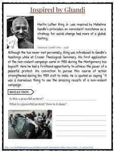 Principal Parts Of Irregular Verbs Worksheet Martin Luther King Jr Facts  Worksheets For Kids  Study Material Round To The Nearest Ten And Hundred Worksheet Pdf with Holt Science Spectrum Worksheets Inspired By Ghandi Kings Public Life I Before E Except After C Worksheet Excel