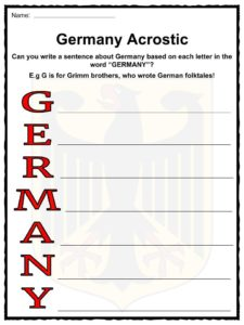 the history geography and economy of germany New economic geography approach (see brakman and garretsen (1993) for an early qualitative attempt), the goal of the present paper is not to analyze whether or not our new economic geography model is the fibestfl model to analyze germany after the fall of.