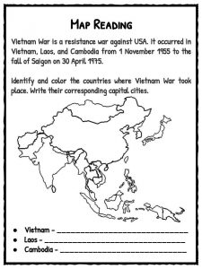 vietnam war worksheet free worksheets library download and print worksheets free on comprar. Black Bedroom Furniture Sets. Home Design Ideas