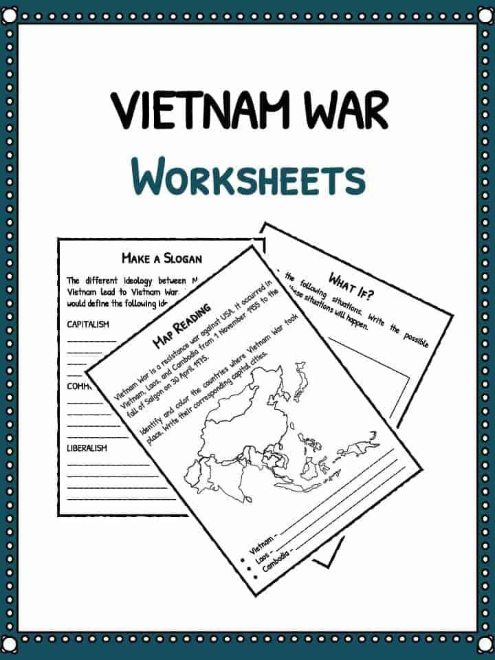 World War I WW1 Worksheets Facts Information For Kids – Ww1 Worksheets
