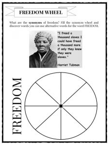 Harriet Tubman Facts, Information & Worksheets For Kids