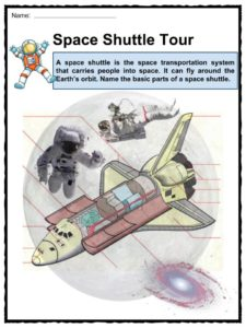 space shuttle mission sequence worksheet - photo #39