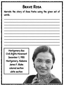 Black History Facts & Worksheets | Black History Month 2017 Worksheets