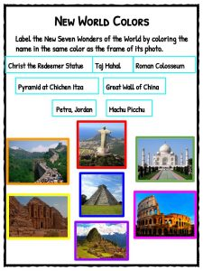 Essay on 7 wonders of the world
