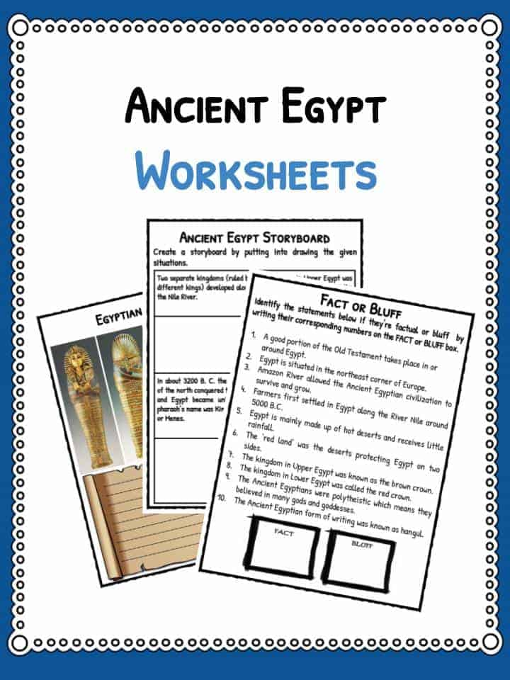 image relating to Ancient Egypt Printable Worksheets identify Historic Egypt Timeline worksheet Ks2 quiz