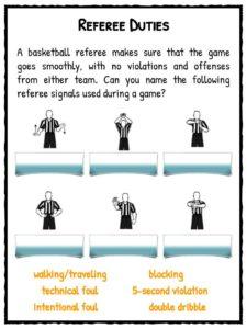 descriptive essay about basketball game