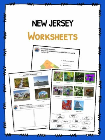 New Jersey Worksheet