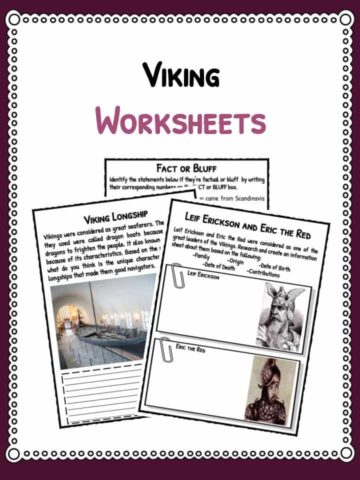 viking worksheets