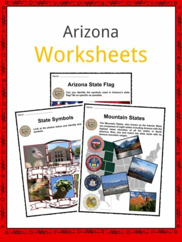 Arizona Worksheets