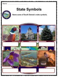 South Dakota Facts Worksheets Amp State Information For Kids