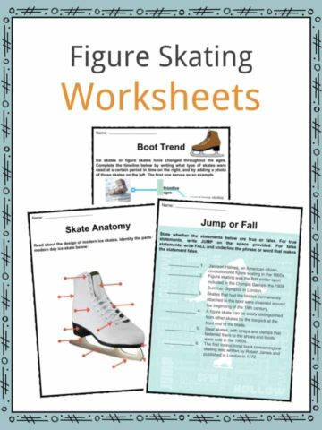 Figure Skating Worksheets