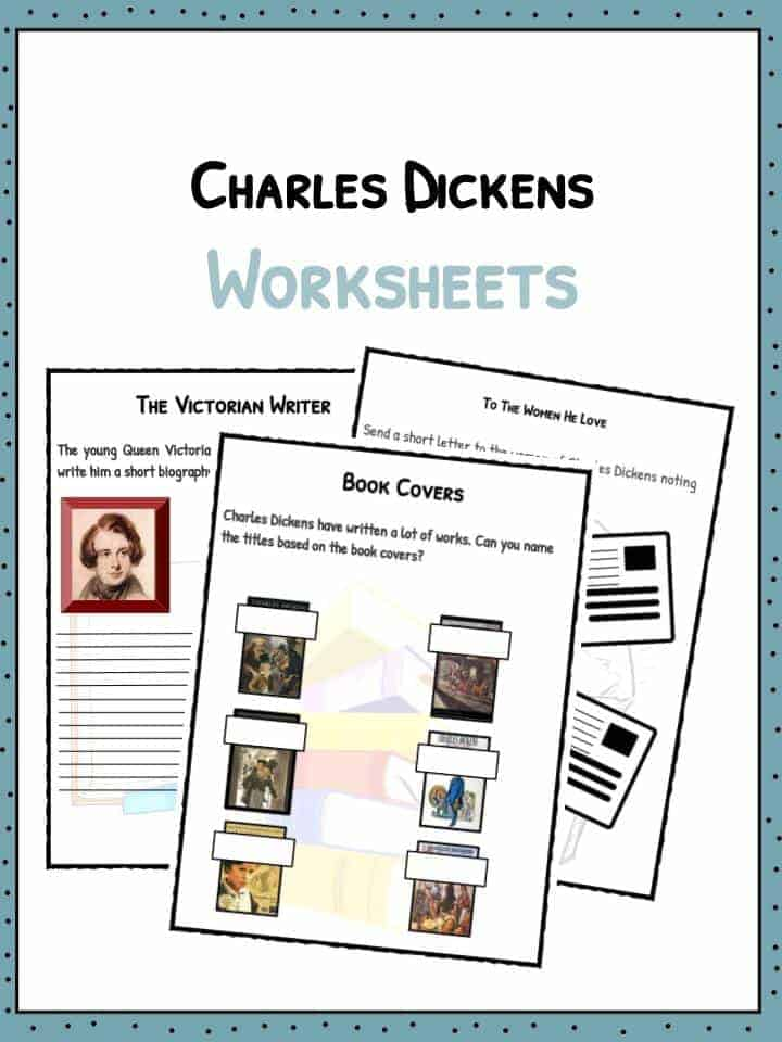 Charles Dickens Worksheets
