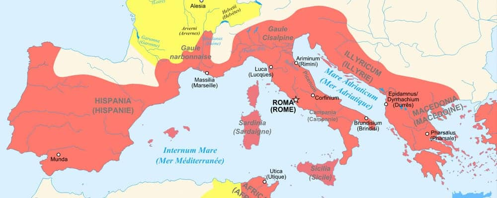essay on roman empire