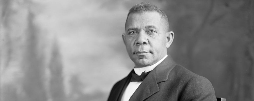 Booker T. Washington Facts