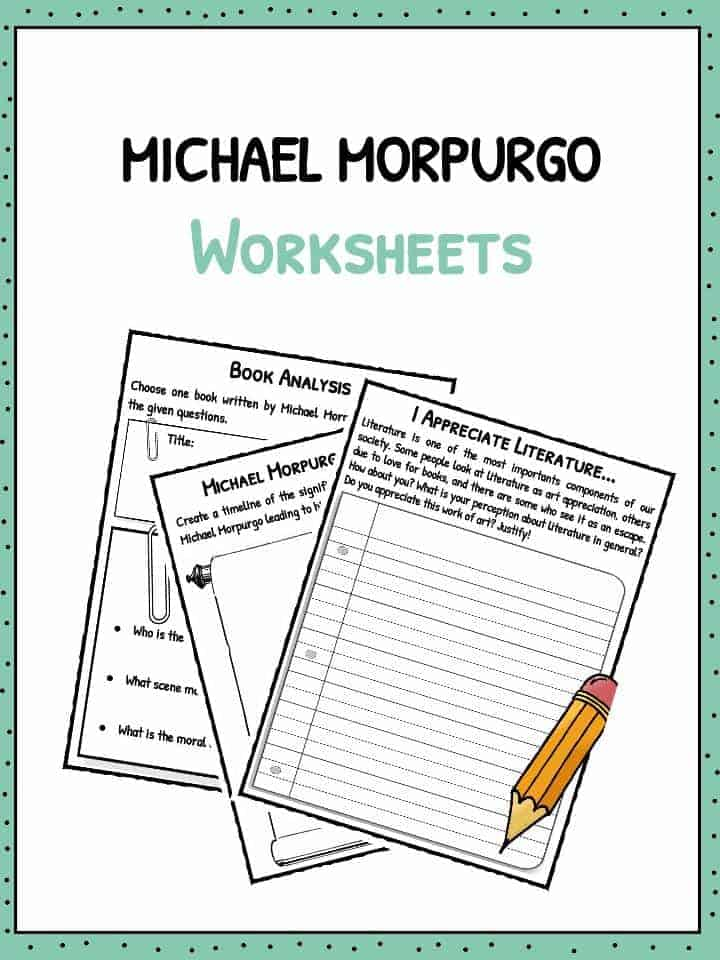Michael morpurgo facts, information & books | kidskonnect.