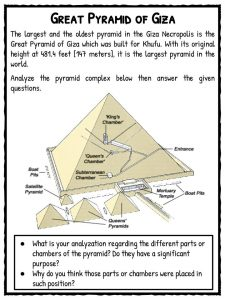 ancient pyramids facts worksheets for kids pyramids around the world. Black Bedroom Furniture Sets. Home Design Ideas
