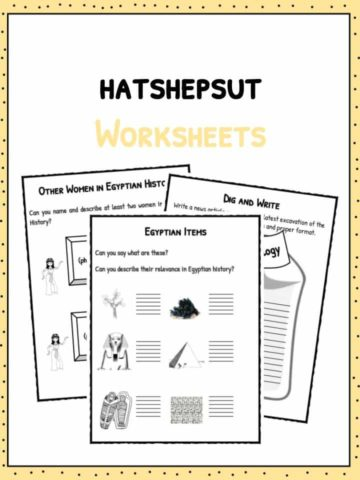 Hatshepsut Worksheets