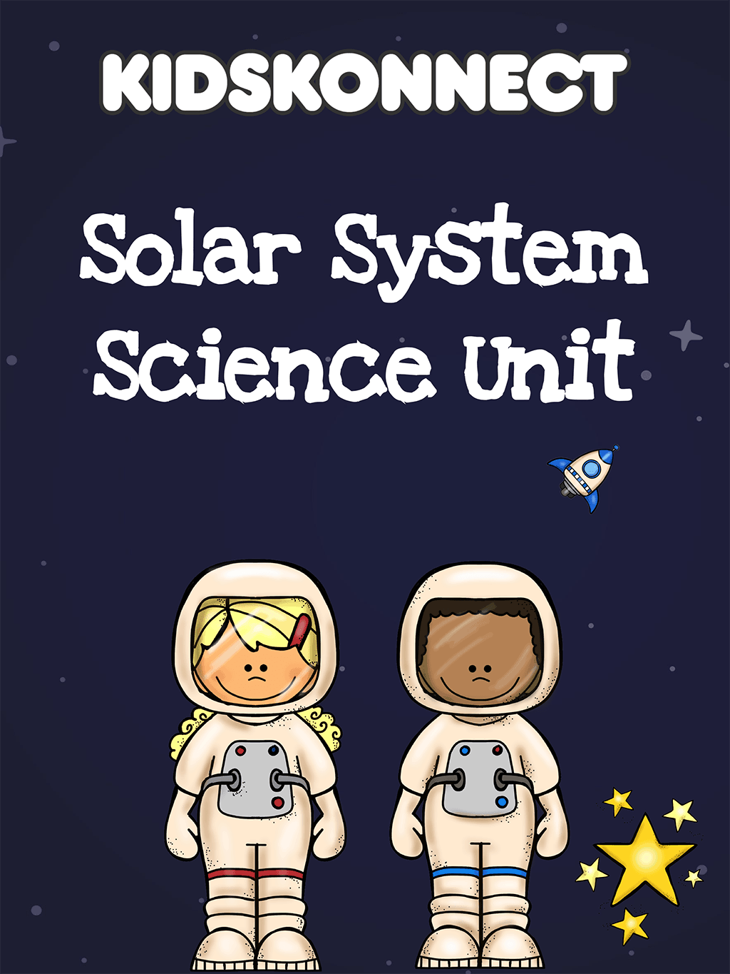Solar System Unit Plan And Worksheets For Kids Kidskonnect