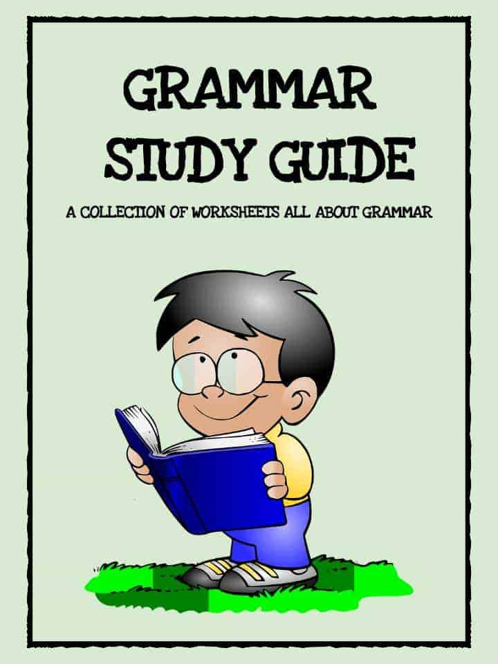 Grammar Lesson Plan & Teaching Resources For Kids