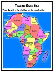 The River Nile Facts, Worksheets & Historical Information ...