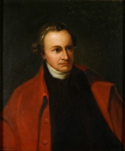 Portrait of Patrick Henry by George Bagby Matthews (which is a copy of the original Thomas Sully painting)