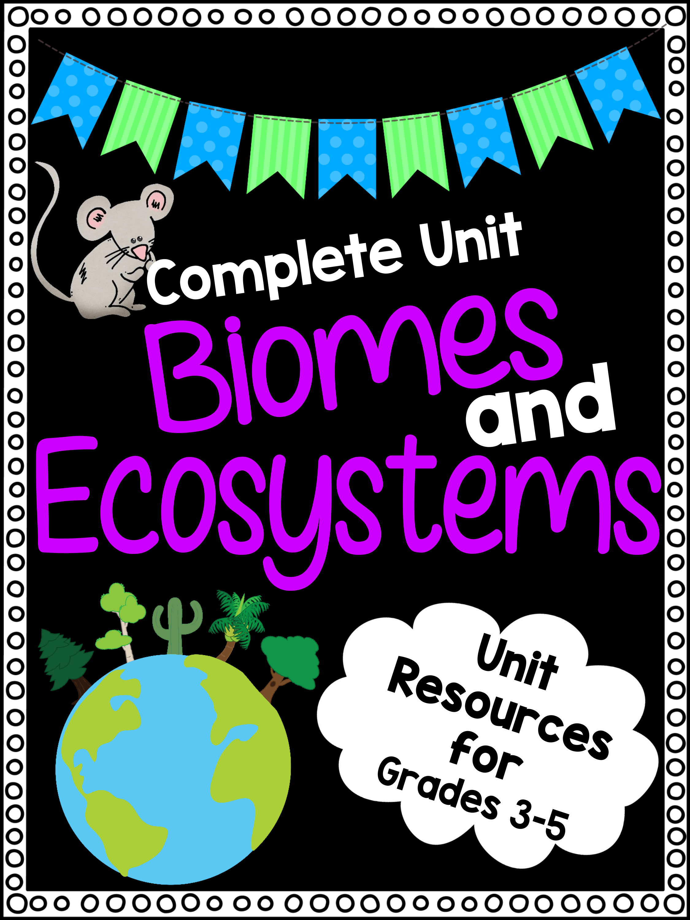 Biomes Ecosystem Worksheet Unit Plan for Teachers – Biomes of the World Worksheet