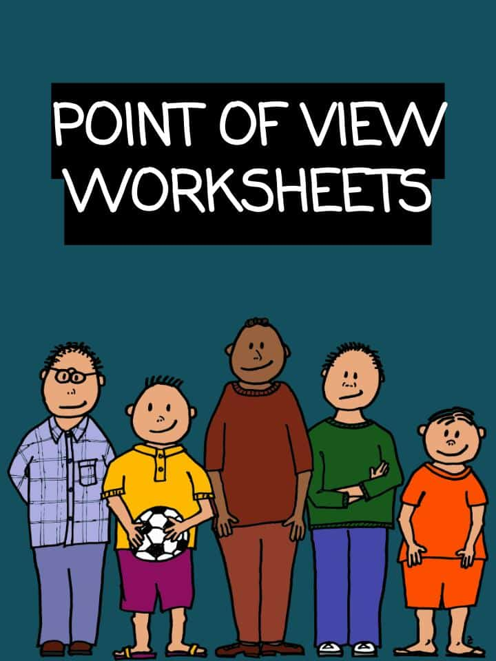 Point Of View Worksheets Study Unit PDF Download – Point of View Worksheets