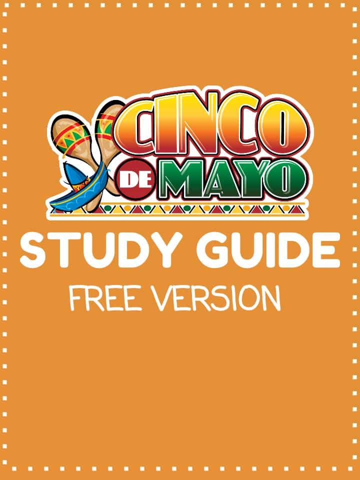 FREE of Cinco de Mayo Worksheet