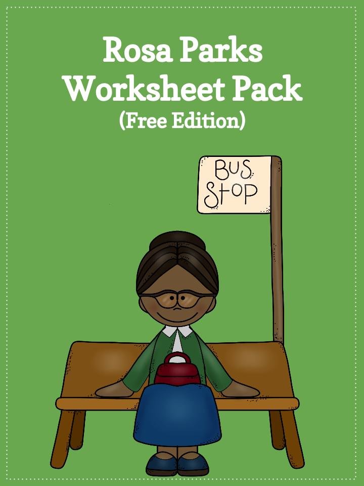 Rosa Parks Worksheets Printable PDF Download – Rosa Parks Worksheets