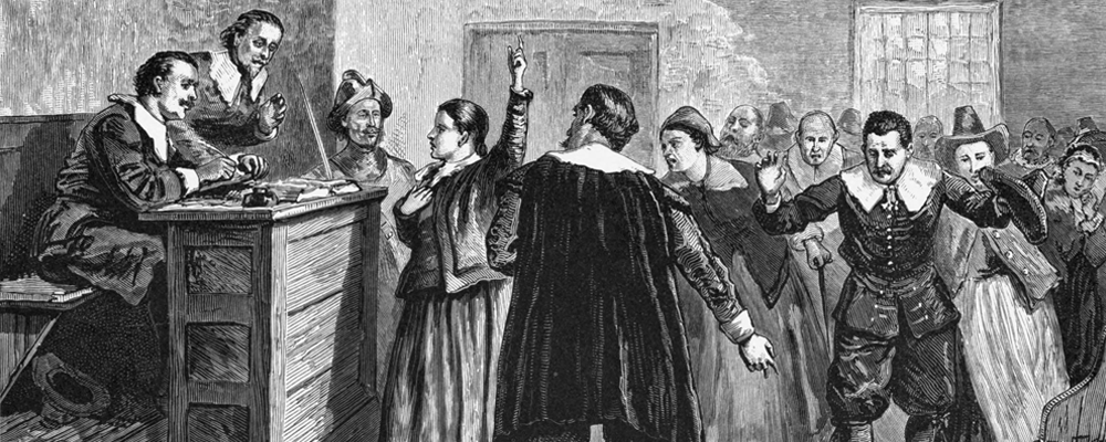 Salem Witch Trials Facts, Worksheets & Information For Kids