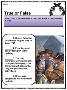 what were the effects of shays rebellion