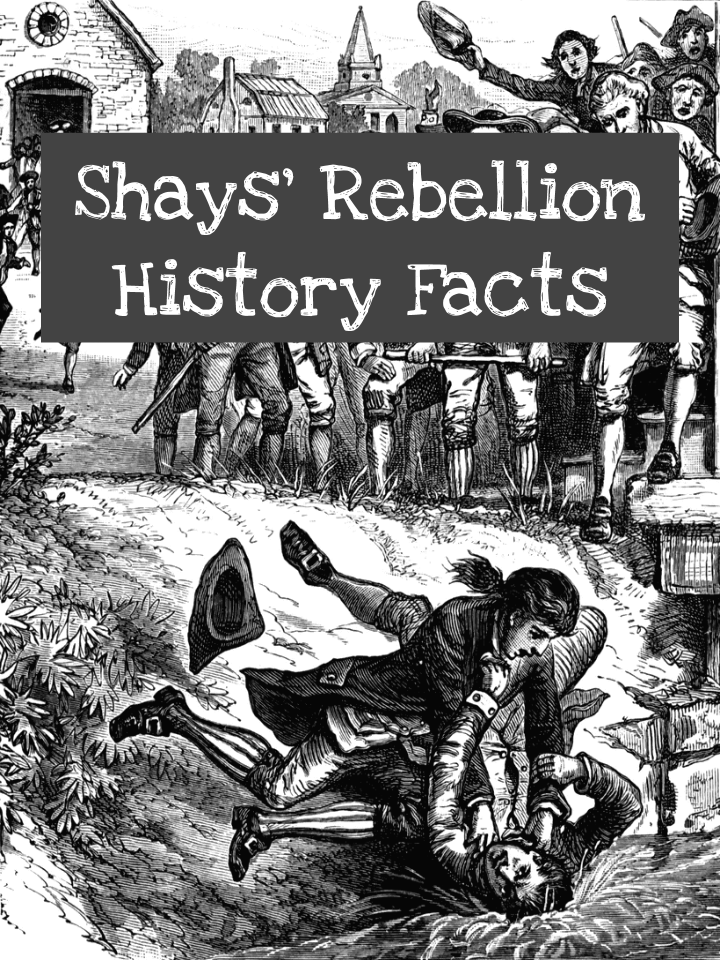 a history of shays rebellion in massachusetts Shays rebellion this conflict in massachusetts caused many to criticize the articles of confederation and admit the weak central government was not working uprising.