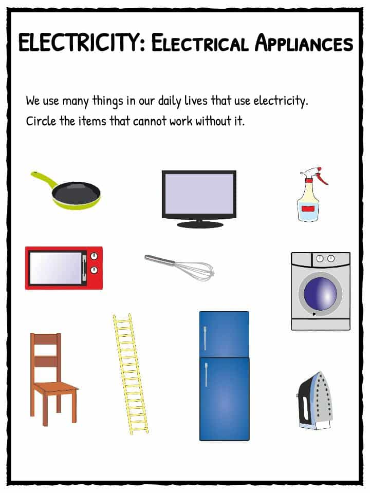 copy electricity worksheets template shruti kidskonnect. Black Bedroom Furniture Sets. Home Design Ideas