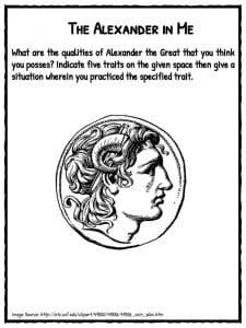 alexander essay great Alexander the great was one of the best generals the world has ever seen his determination helped him spread the greek culture (also called hellenism) throughout his.