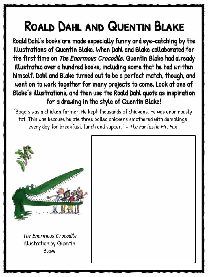 essay questions on boy by roald dahl A suggested list of literary criticism on roald dahl's charlie and the chocolate factory suggested essay topics dahl, roald boy: tales of childhood.