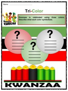 Kwanzaa Facts, Worksheets, Information & History Of Celebration ...