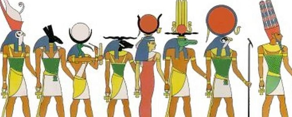 Ancient Egyptian Gods & Goddesses Facts For Kids | Teaching Resource