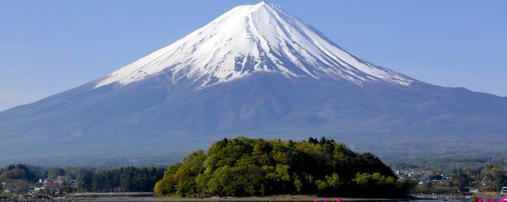 Mount Fuji Facts