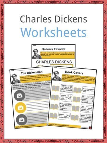 Charles Dickens Worksheets