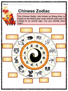 Chinese New Year Worksheets Facts Amp Information For Kids